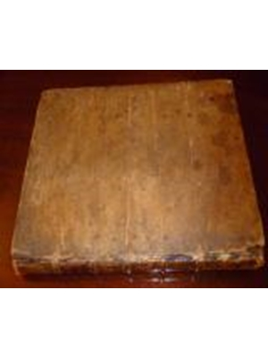 The Chirugical Works of Percivall Pott, 1771, Volume 1 on ruptures, leather bound, L Hawes, W. Clarke, London,