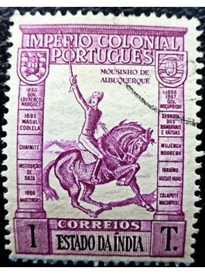 Stamps of Portuguese India