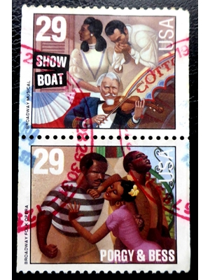 United States, Hollywood Movies, Broadway Shows, Porgy & Bess, Show Boat, 1993