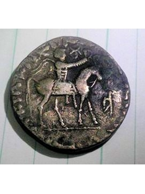 Rare and Old Coins of Ancient India from Pre-Christian Era and Stamps towards the end of Colonial Rule.