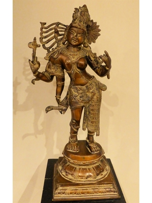 Ardhanarishvara (Shiva & Parvati as one)