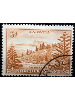 Stamps of Norfolk Island