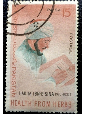 Stamps on Herbal Medicine